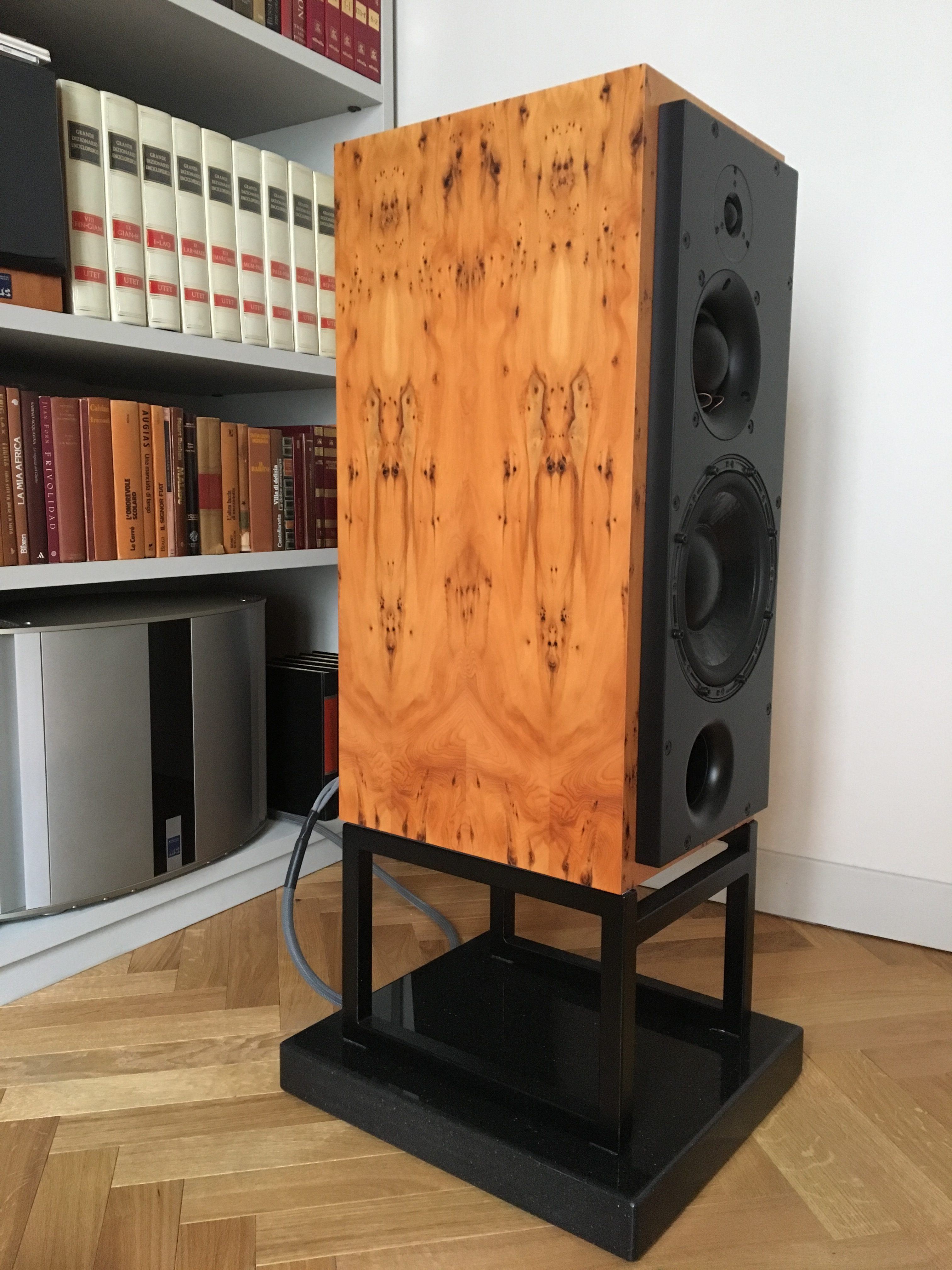 Atc Scm50a P6 Custom Choice Hifi