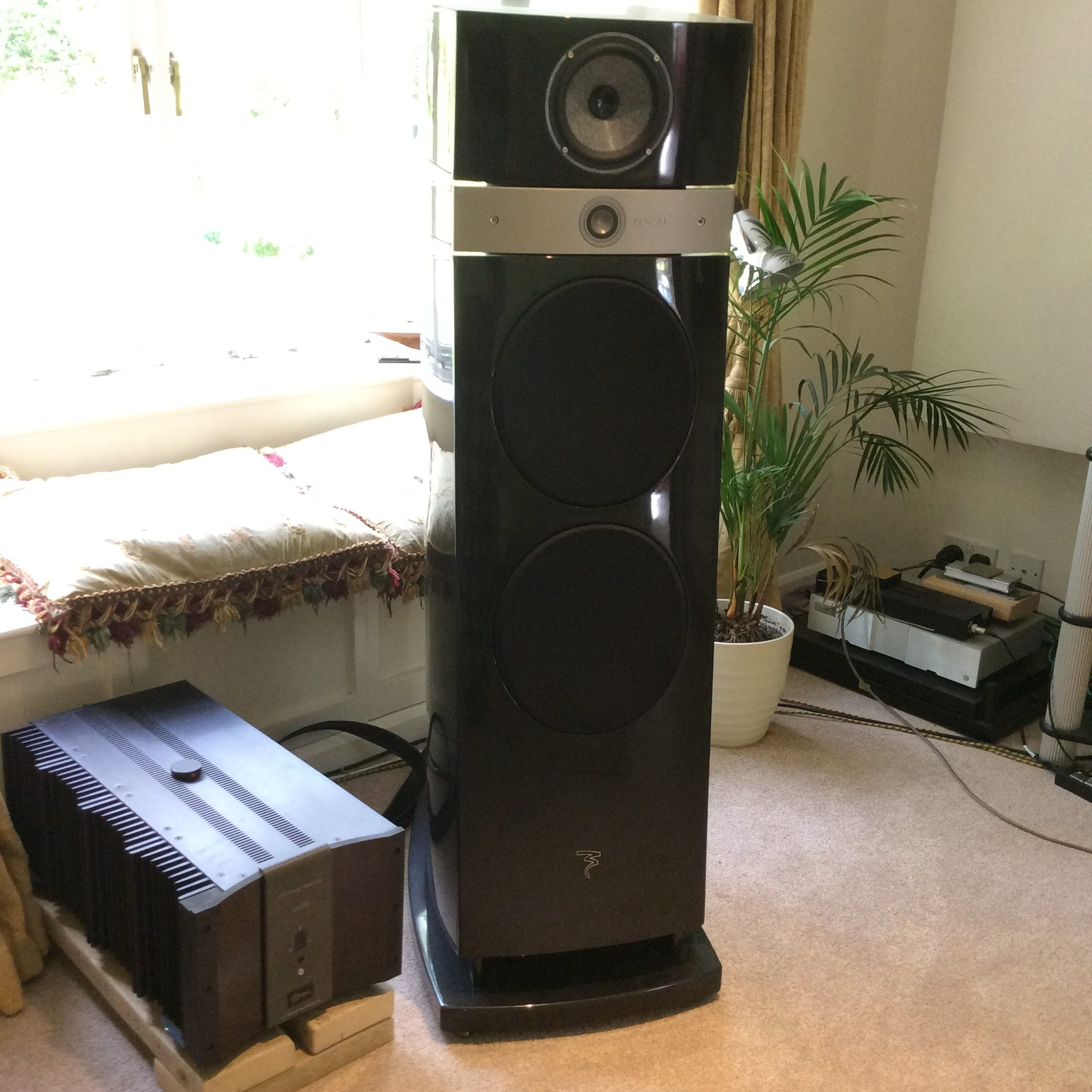 Focal Maestro Utopia Iii Choice Hifi