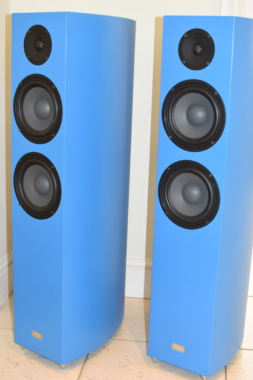 Isophon Gauder Akustik Corvara Choice Hifi