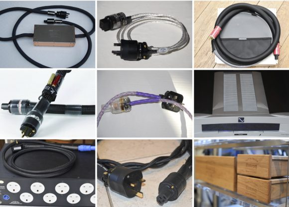 Mains Cables, Filters, Power Conditioners & Grounding