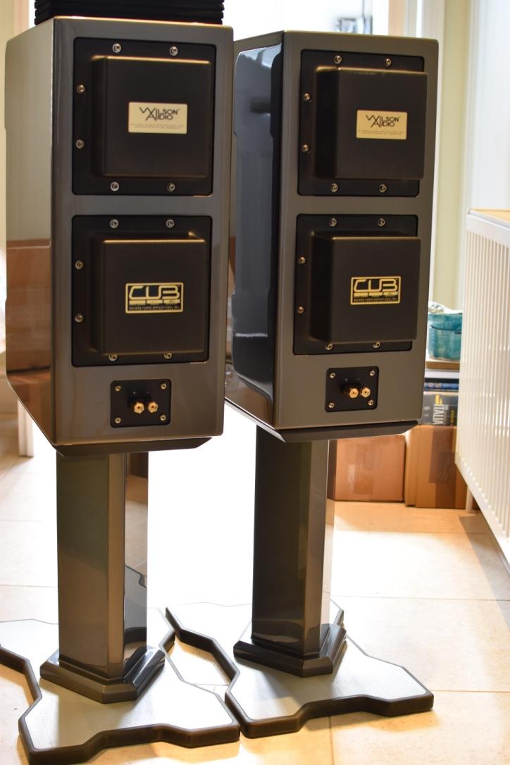 Wilson Audio Cub Series Ii Amp Stands Choice Hifi