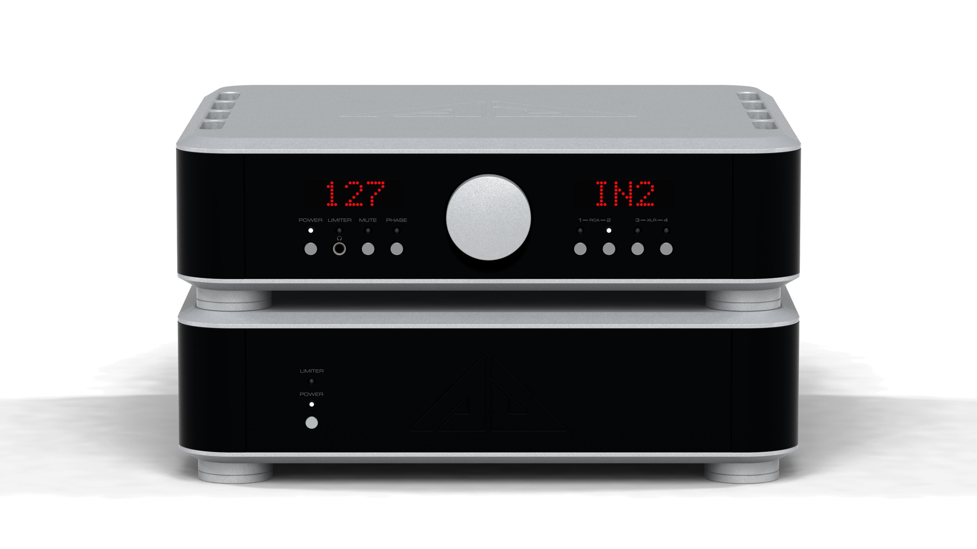Analog Domain Audio M75p Mkii Stereo Power X Demo